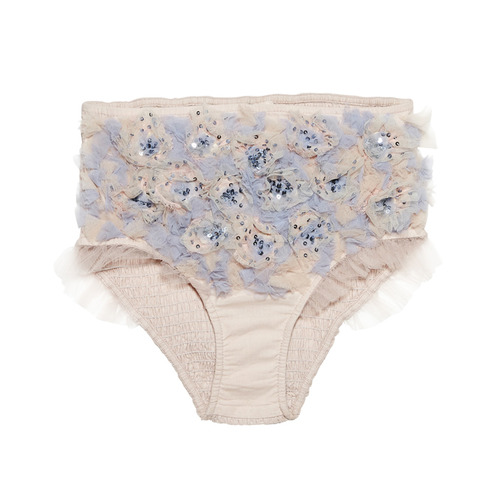 M[30%]Oasis bloom shorts Orchid