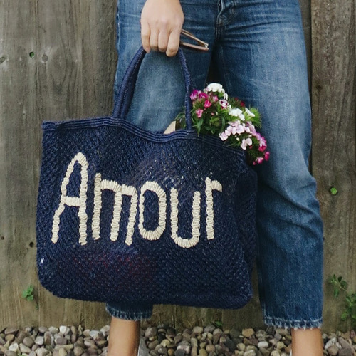 [20%J]Amour - indigo & natural