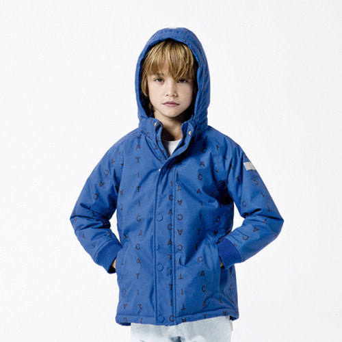 [30%]alphabet soup snow jacketblue/dark navy