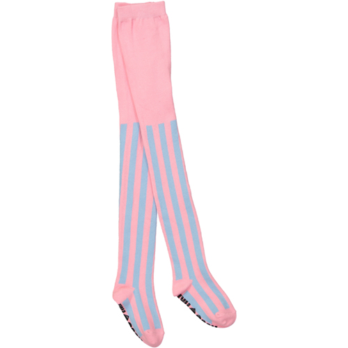 [30%]Tights - Cotton Candy Stripe