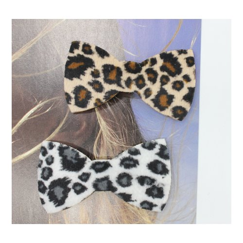 Leopard Hairpin (2 colors)