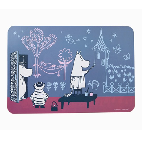 [균일] moomin multitable mat-B/ 2pcs