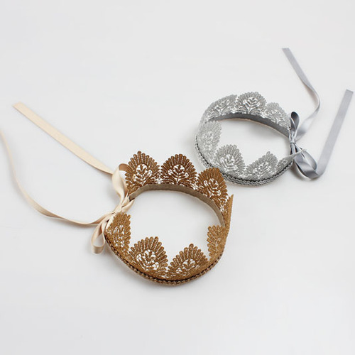 [50%]Lace Crown_large[silver / gold]