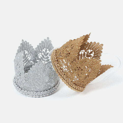 [50%]Lace Crown_small [only silver]