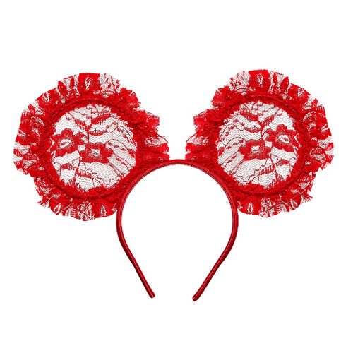 [30%]Mini me headbandscarlet