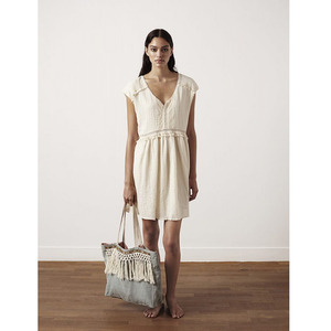 M[50%][for mom]Malaga Dress_lurex white